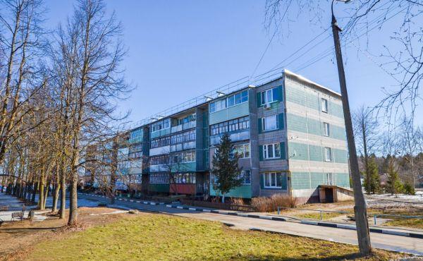 3-комнатная квартира с ремонтом в Осташево Волоколамского р-на